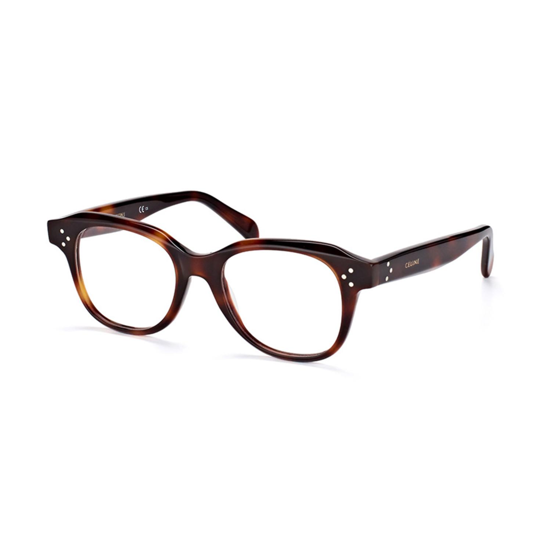e3cd3349dd00 Cbdd714d4d3eff6cc225b440a6197346 medium. CÉLINE Eyeglasses // 41457 // Tortoise  Frame