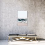 "Seashore // Dan Hobday (26""W x 40""H x 1.5""D)"