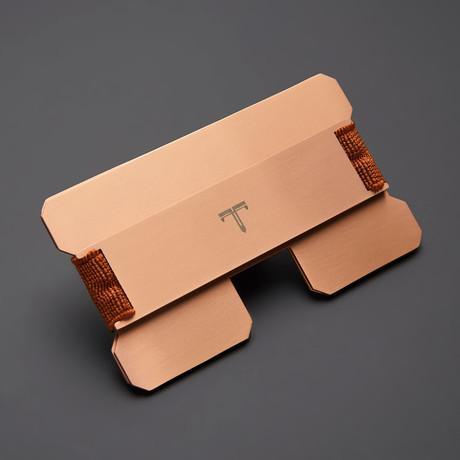 Tribe Wallet // Rose Gold