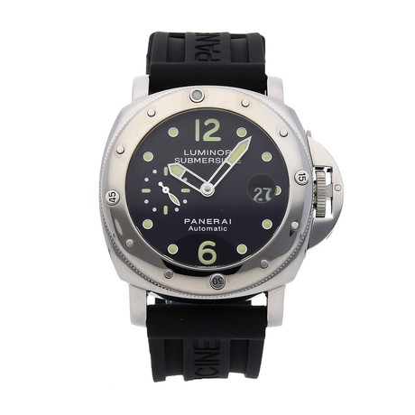 Panerai Luminor Submersible Automatic // PAM 24 // Pre-Owned