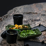 BeOn Container // Forest Green