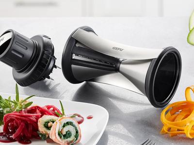 Photo of GEFU Must-Have Kitchen Gadgets SPIRELLI XL // Spiral Slicer by Touch Of Modern