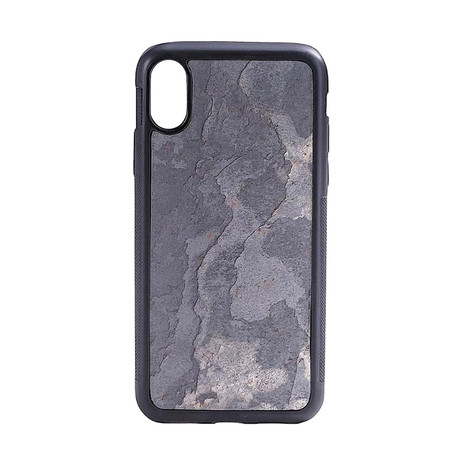 Black Stone // iPhone Case