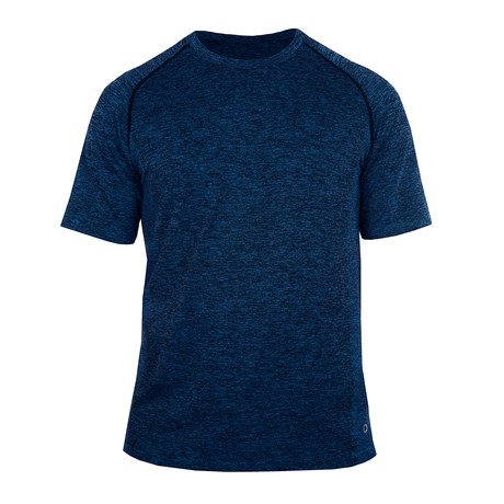 Hyper4 Crew Knit // Black + Coronet Blue (S)