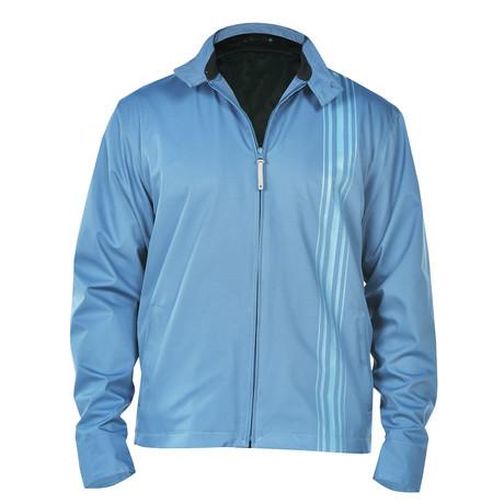 Circuit Woven Jacket // Coronet Blue (S)