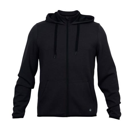 Form Knit Hoodie // Black (S)