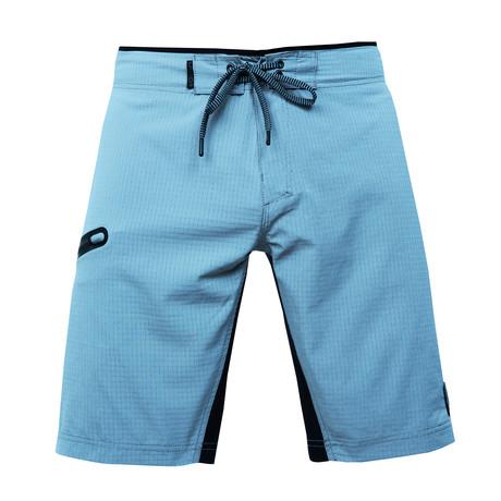Woven Board Short // Coronet Blue (28)