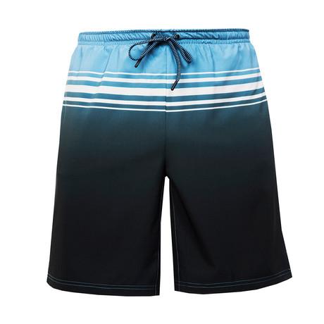 Barn Stormer Gradient Short // Coronet Blue