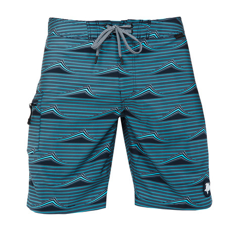 Performo Wave Boardshort // Navy (28)
