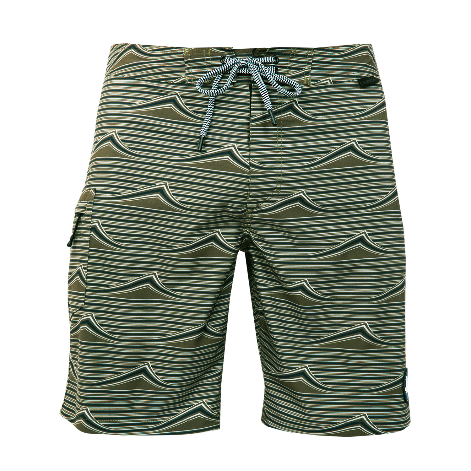 6c774de298 Performo Wave Boardshort // Olive (28) - Laird - Touch of Modern