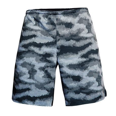 Barn Stormer Camo Knit Short // Titanium (S)