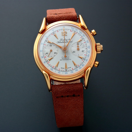 Dubey & Schaldenbrand Chronograph Manual Wind // Pre-Owned