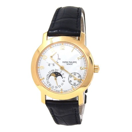 Patek Philippe Automatic // 5055J // Pre-Owned