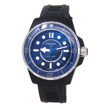 Chanel J12 Marine Automatic // H2561 // Pre-Owned