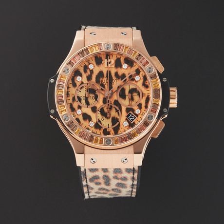 Hublot Big Bang Chronograph Automatic // 341.PX.7610.NR.1976 // Pre-Owned