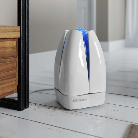 Airfree Lotus // The Filterless Air Purifier