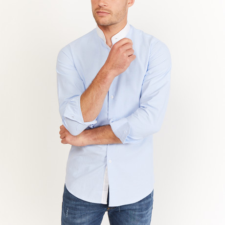 Bicle Button-Up // Blue (S)