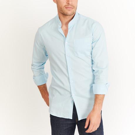 Santiago Button-Up // Blue (S)