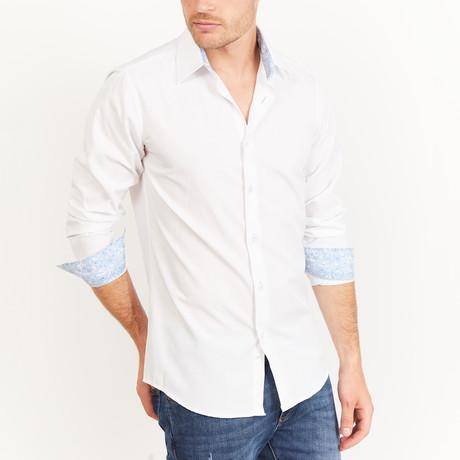 Hartt Button-Up // White (S)