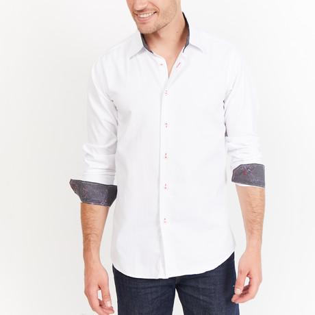 Warner Button-Up // White (S)