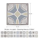 Limestone Spanish Tile // 15cm x 15cm