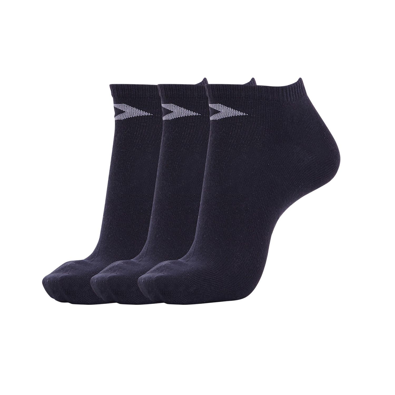 Ajustarse Feudo Préstamo de dinero  Converse // Valencia Socks // Black // Set Of 3 - Converse - Touch of Modern
