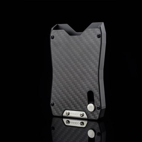 Stealth Wallet // Carbon