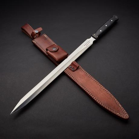 "Roman Maximus Blade Sword // 24"""