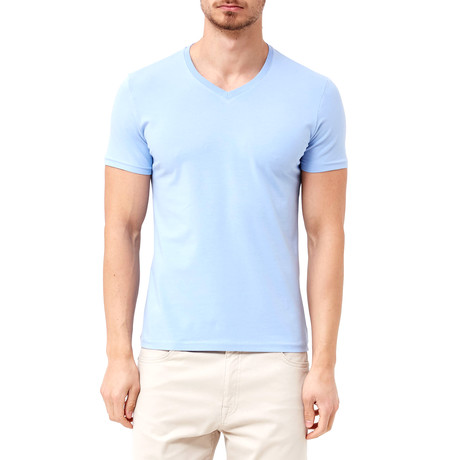 T-Shirt // Light Blue