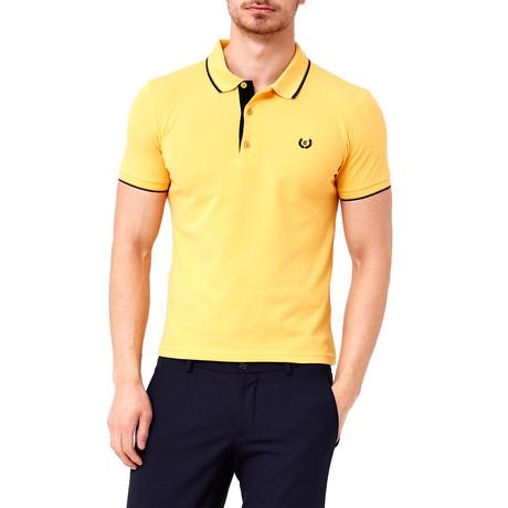 Collar Shirt // Mustard