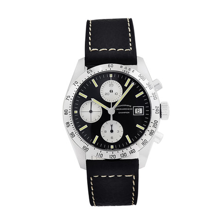 Eberhard & Co. Champion Chronograph Automatic // 31044.04