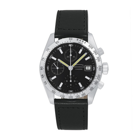 Eberhard & Co. Champion Chronograph Automatic // 31044.14