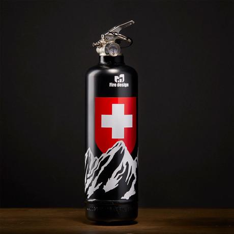 Petit Suisse // Noir