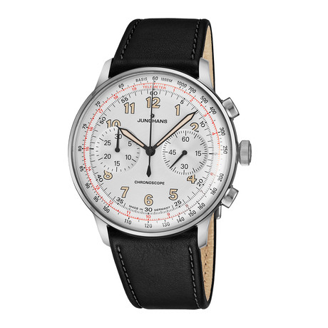Junghans Chronograph Automatic // 027/3380.00