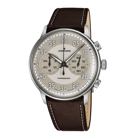 Junghans Chronograph Automatic // 027/3684.00 // New