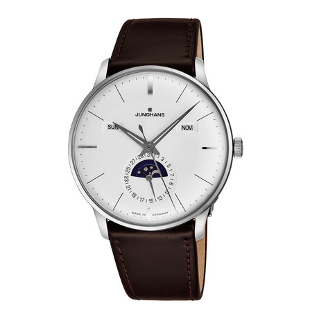 Junghans Moonphase Automatic // 027/4200.01
