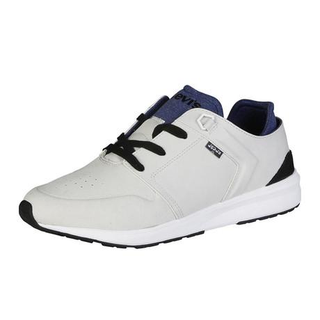 Levis Sneaker // Low Top // White