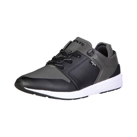 Levis Sneaker // Low Top // Gray