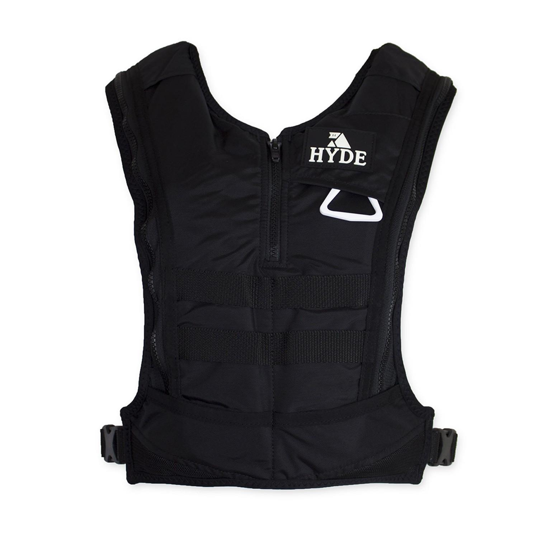 Wingman Life Jacket // Black - Hyde Sportswear - Touch of ...