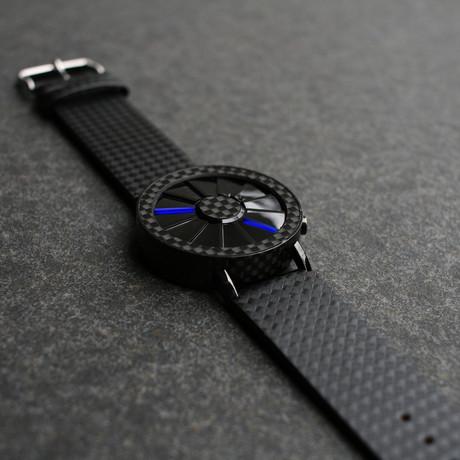 Tokyoflash Blade Carbon Fiber (Blue LED)