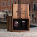 Meccaniche Veneziane Nereide Rubino Grafite Automatic // MV02S011983