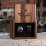 Meccaniche Veneziane Nereide Ardesia Antracite Automatic // MV02S018273