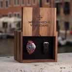 Meccaniche Veneziane Nereide Rubino Sabbia Automatic // MV02S054630