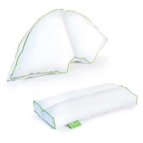 Ultimate Side Support Pillow 2 Piece Combo