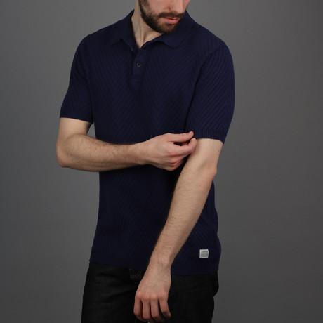 Preston Polo Shirt // Oxford (S)