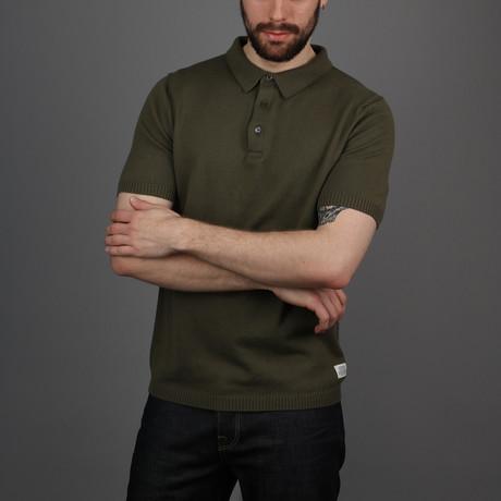 Cruise Polo Shirt // Camo (S)