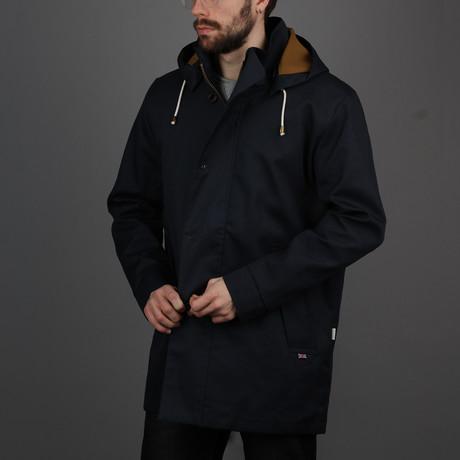 Lingmoor Jacket // Navy (S)