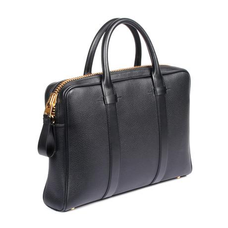 Briefcase // Black