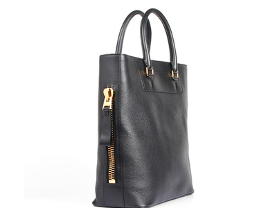 Tom Ford Designer Bags & Wallets Open Weekend Bag // Black by Touch Of Modern - Anniversary Gifts for Him