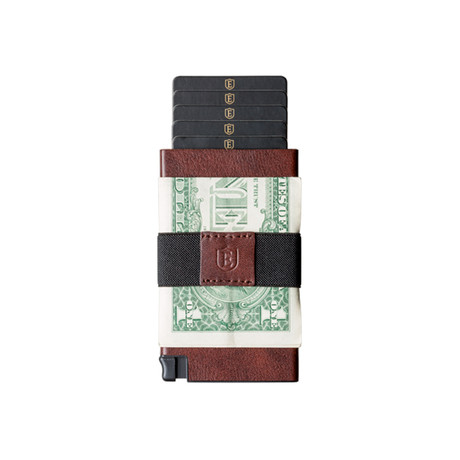 Senate Cardholder 2.0 // Classic Brown